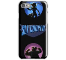 SLY COOPER JOWO 2 iPhone Case/Skin