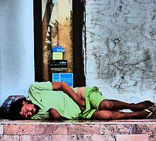 homeless III - sin hogar by Bernhard Matejka