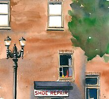 Shoe Repair by Anthony Billings