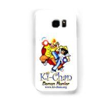 Ki-Chan vs. Hadagi Samsung Galaxy Case/Skin
