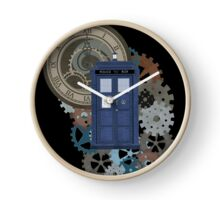 Traveling through the gears of Time  Clock
