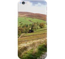 Yorkshire Dales near Skipton, UK iPhone Case/Skin