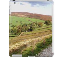 Yorkshire Dales near Skipton, UK iPad Case/Skin