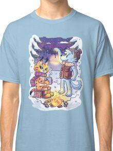 Goldwood Chronicles: Mia and Heidy Winter  Classic T-Shirt