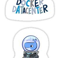 docker sticker set 2.0 Sticker