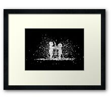 The Kids In Ourselves Framed Print