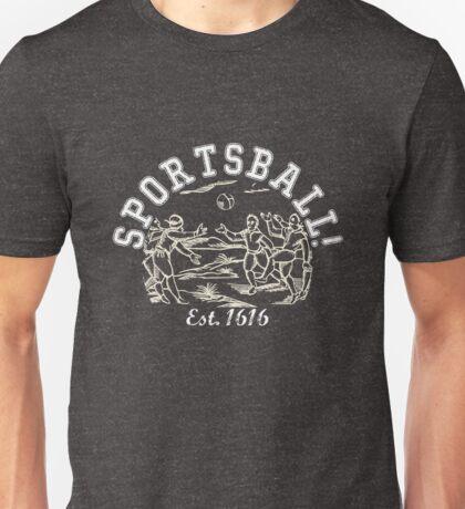 Sportsball Unisex T-Shirt