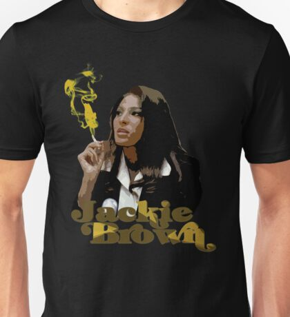 Jackie Brown Unisex T-Shirt
