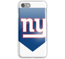 new york giants team iPhone Case/Skin