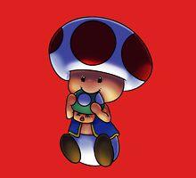 It's a Toad-Eat-Shroom world! Mens V-Neck T-Shirt