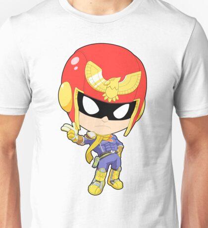 Super Smash Bros. Captain Falcon Unisex T-Shirt
