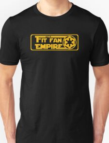 The Fit Fan Empire (classic yellow) T-Shirt