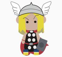 Thor Cartoon by rasgadow