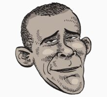 Barack Obama by MacKaycartoons