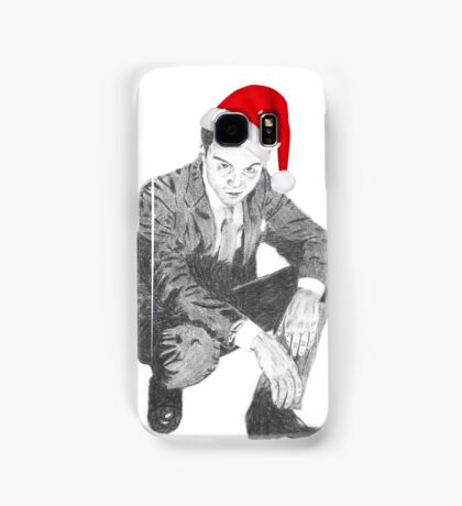 Andrew Scott as a Merry Moriarty Samsung Galaxy Case/Skin