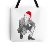 Andrew Scott as a Merry Moriarty Tote Bag