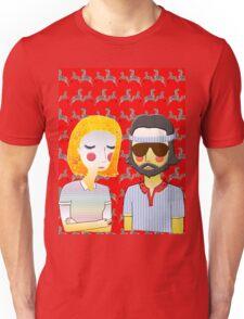Margot& Richie// The Royal Tenenbaums Unisex T-Shirt