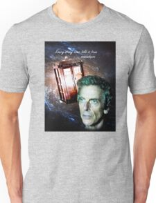 Somewhere...  (Dr. Who) Unisex T-Shirt