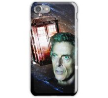 Somewhere...  (Dr. Who) iPhone Case/Skin