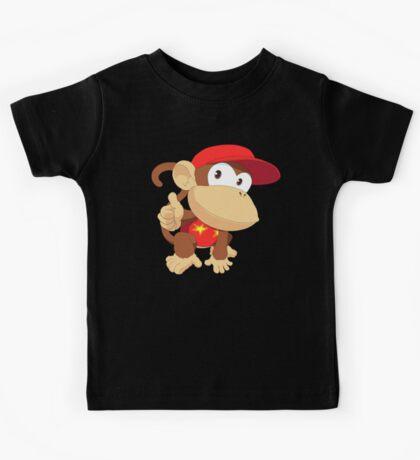 Super Smash Bros. Diddy Kong Kids Tee