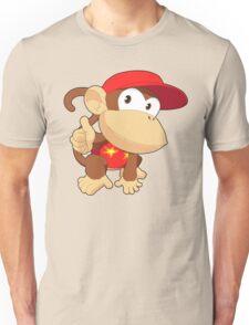 Super Smash Bros. Diddy Kong Unisex T-Shirt