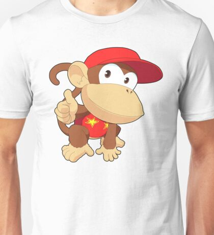 Super Smash Bros. Diddy Kong Unisex T-Shirt