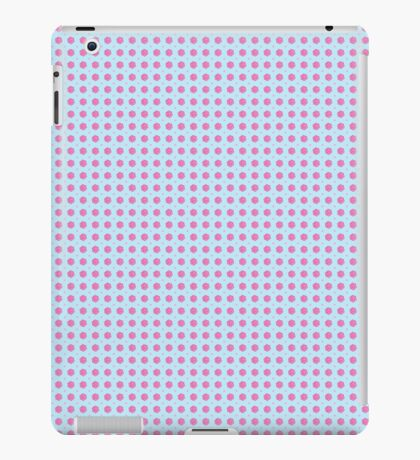 Small Scale Roses iPad Case/Skin
