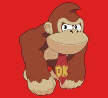 Super Smash Bros. Donkey Kong One Piece - Short Sleeve