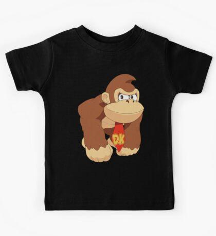 Super Smash Bros. Donkey Kong Kids Tee
