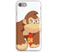 Super Smash Bros. Donkey Kong iPhone Case/Skin