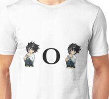 "Death Note ""L o L"" Unisex T-Shirt"