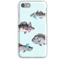 The Chilly Fish  iPhone Case/Skin