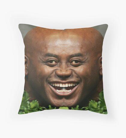 Ainsley Harriott Throw Pillow