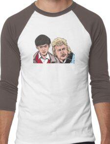 Troy and Zap Rowsdower Men's Baseball ¾ T-Shirt