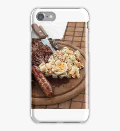 T Bone Steak iPhone Case/Skin