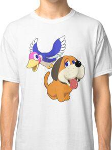 Super Smash Bros. Duck Hunt Classic T-Shirt