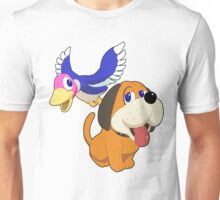 Super Smash Bros. Duck Hunt Unisex T-Shirt