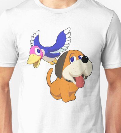 Super Smash Bros. Duck Hunt Unisex T-Shirt