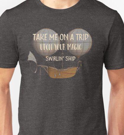 Mr Tambourine Man - Bob Dylan Music Lyrics - Take me On A Trip  Unisex T-Shirt