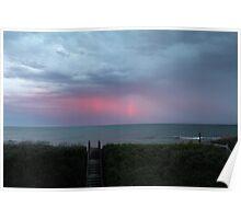 Ocean Sky Poster