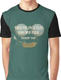 Mr Tambourine Man - Bob Dylan Music Lyrics - Take me On A Trip  Graphic T-Shirt