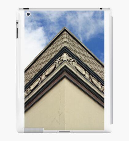 Corner Of Building iPad Case/Skin