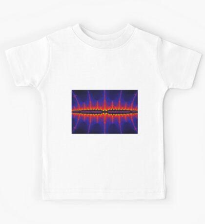 Sound Waves Kids Tee