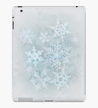 Snow is coming iPad Case/Skin