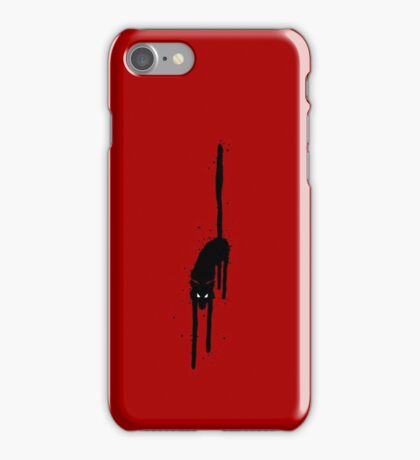 american werewolf iPhone Case/Skin