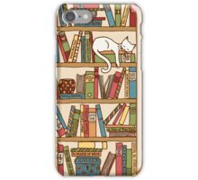Bookshelf No.1 iPhone Case/Skin