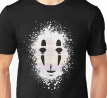 Spirited Face  Unisex T-Shirt