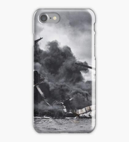 Listing Ship Pearl Harbor iPhone Case/Skin