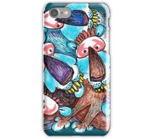 Bluebeary Jam iPhone Case/Skin