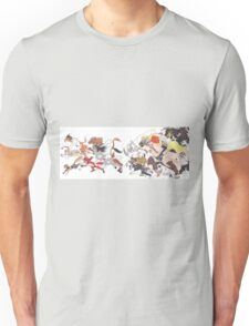 Wildlife of the Wasteland Unisex T-Shirt